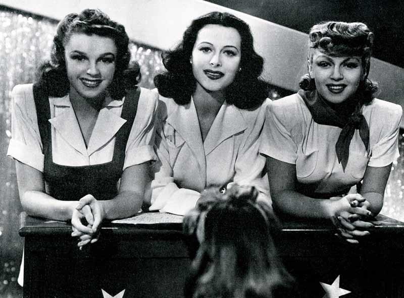 historia de Hedy Lamarr