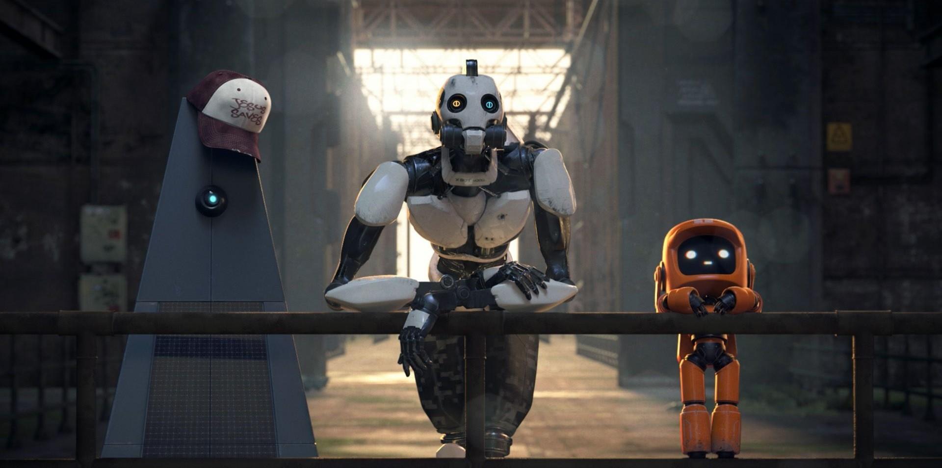 love death robots apocaliptico antologia