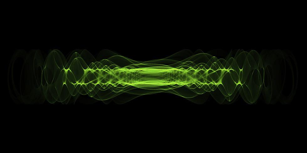 simular campo particula en un ordenador