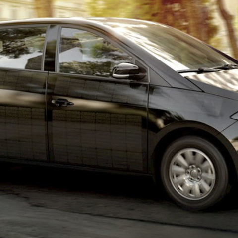 coche carga solar movilidad tecnologia