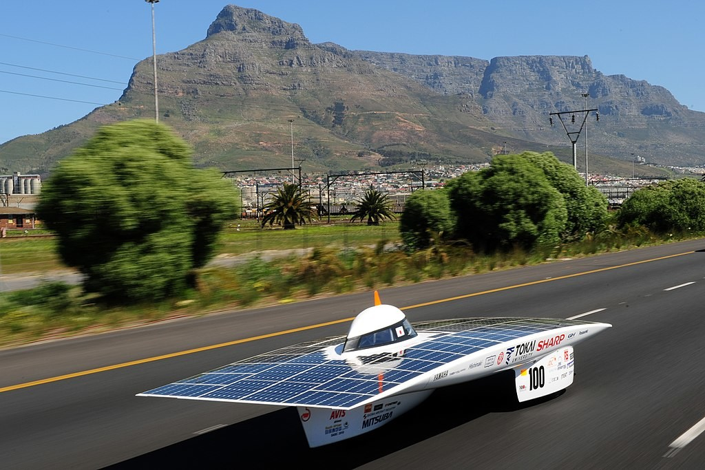 tokai universidad coche solar