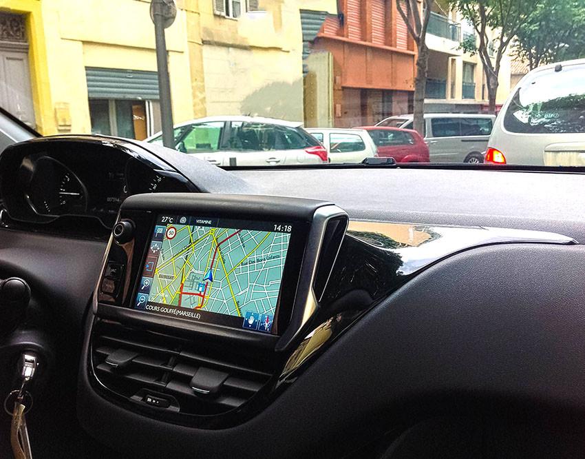 automatizacion vehiculo gps facilita vida