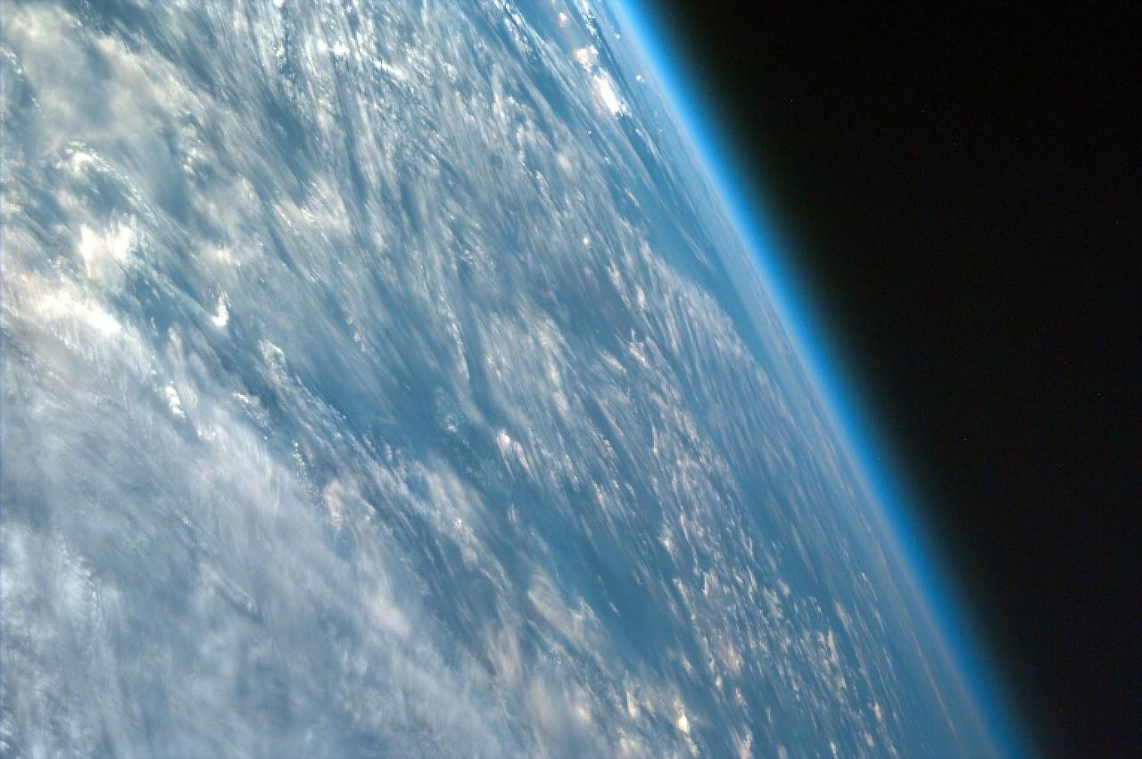 exploracion espacial atmosfera