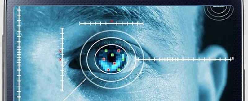 escáneres de iris
