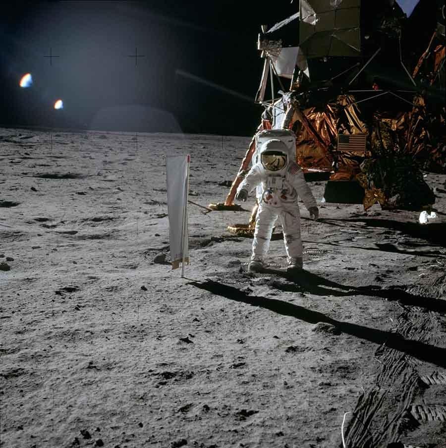 modulo lunar del Apollo 11