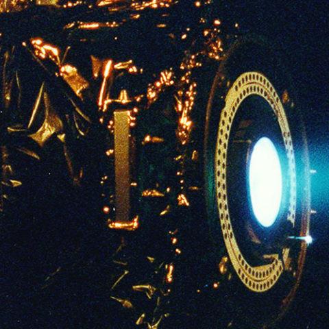 motor ionico nasa estado del arte