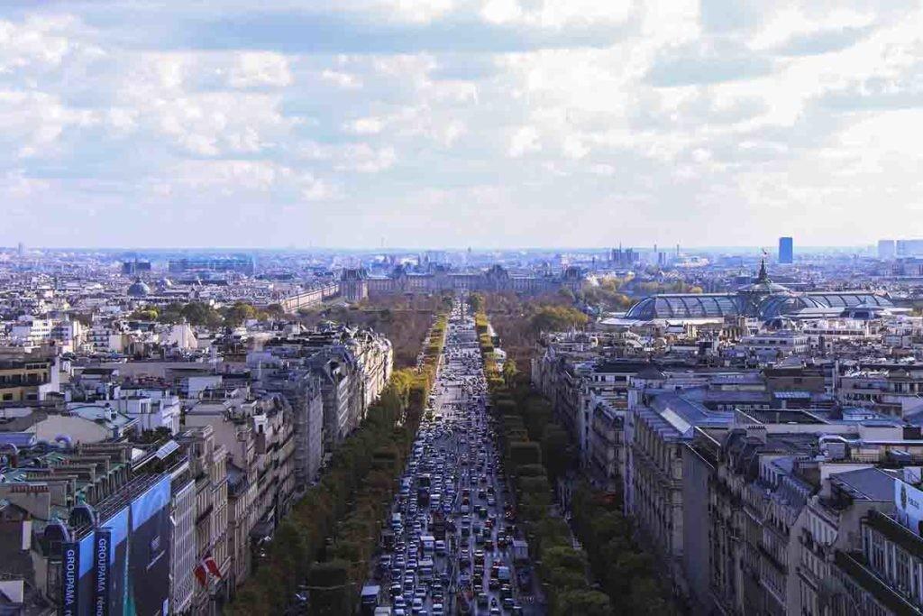Todas las ciudades de Europa sobrepasan los límites de la naturaleza semanas antes que la media mundial.