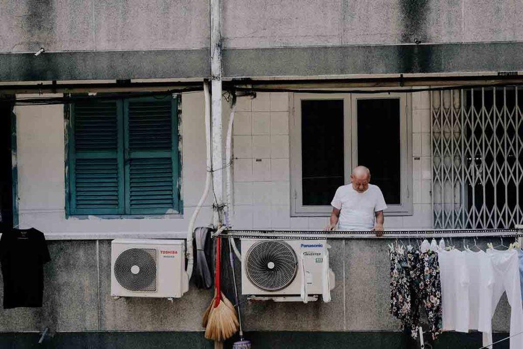 El impacto del aire acondicionado en el medioambiente será mayor en 2050.