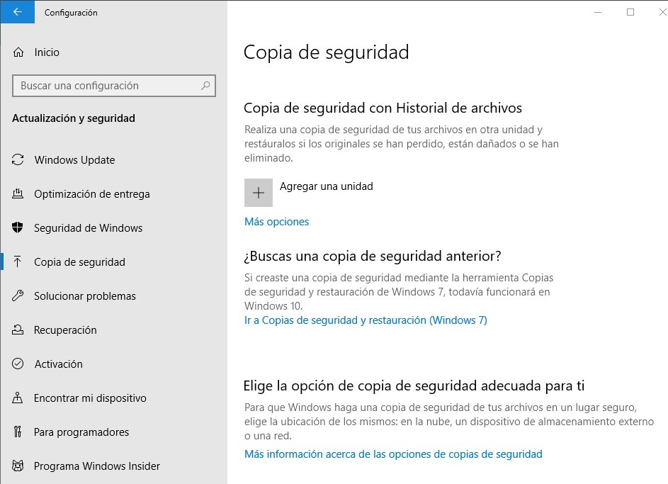 mover un usuario de Windows