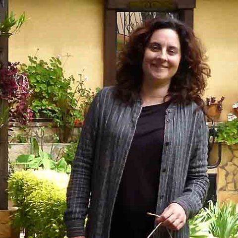 Gemma Orotbig es la coordinadora del proyecto 'Medios Indígenas'.