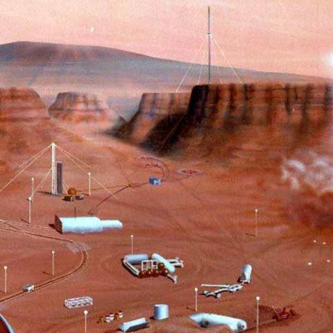 Hacer Marte habitable es uno de los grandes retos del siglo XXI.