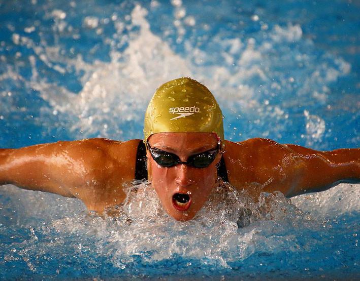 mireia belmonte competicion natacion micras segundo banador