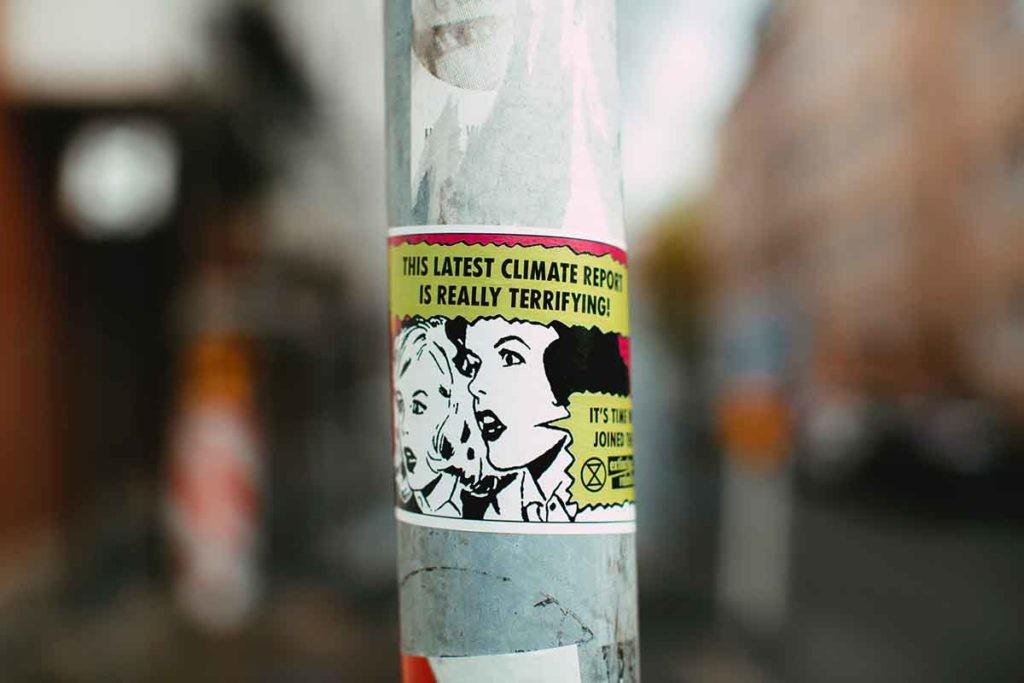¿Qué opinan los españoles sobre el cambio climático? La gran mayoría lo considera una gran amenaza.