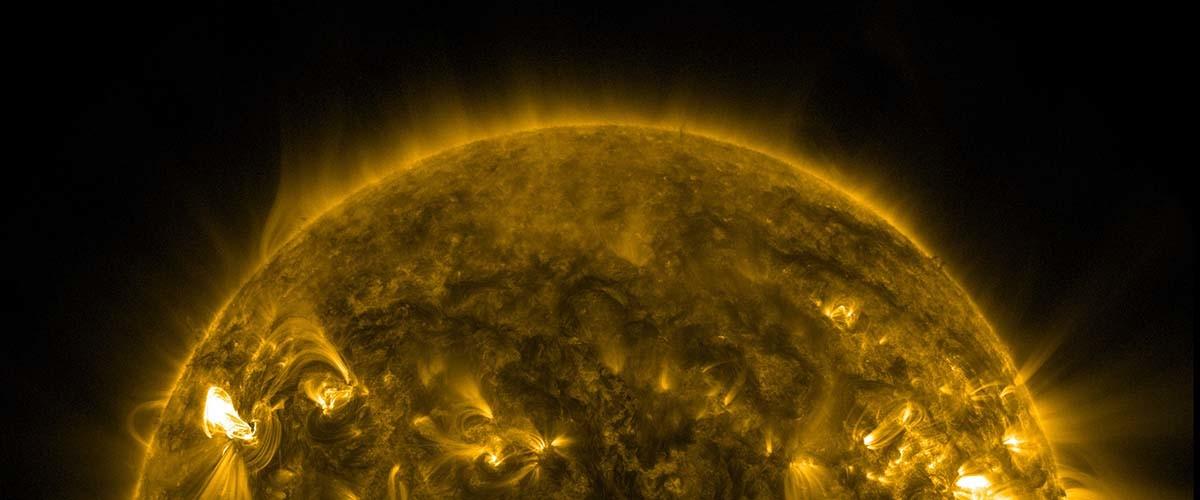 descubrimiento del ciclo solar