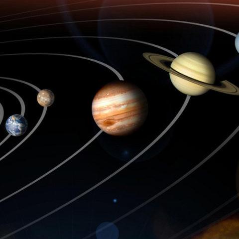 sistema solar como se crea