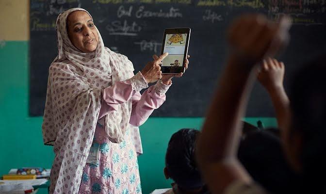 Storyweaver ha aumentado las posibilidades de numerosas escuelas de lugares desfavorecidos.