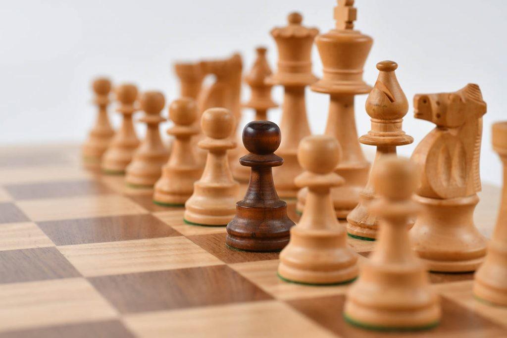 Entre los mejores juegos de mesa online hay versiones, también, del ajedrez.