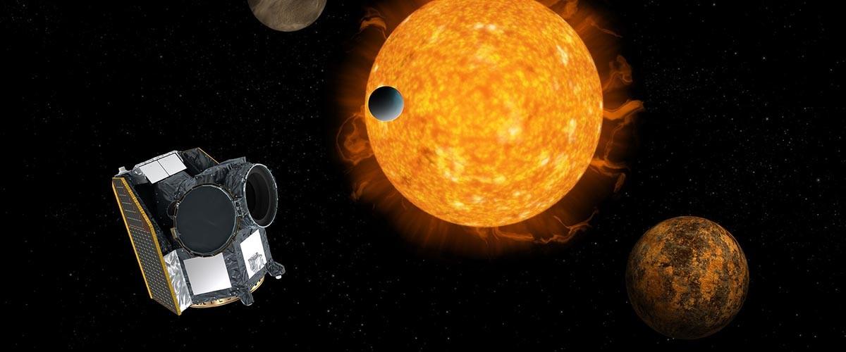 qué es CHEOPS, el nuevo telescopio de la ESA