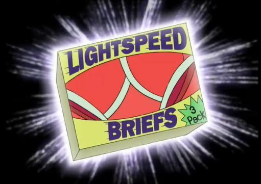 calzoncillos velocidad luz hakeo del cerebro