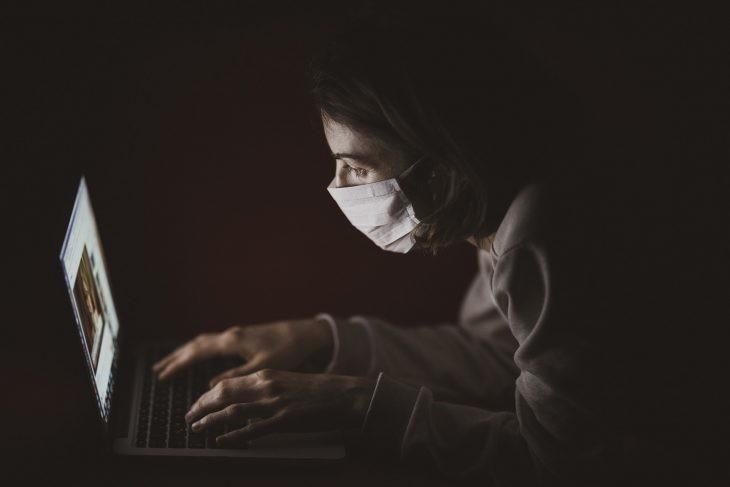 portátil privacidad salud