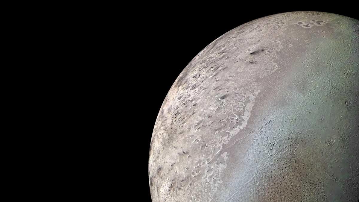 Triton puede albergar vida en el sistema solar