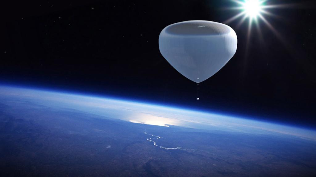 Zero 2 Inifinty ofrece viajes hasta a 36 kilómetros de altitud.