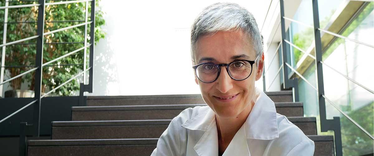 Neus Sabaté, cofundadora y asesora científica de Fuelium.