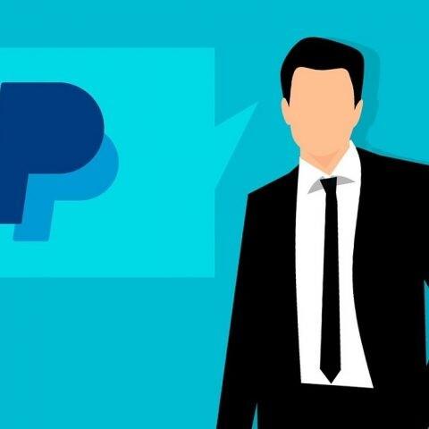 crear una cuenta de PayPal