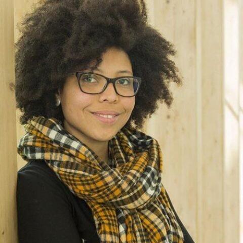 Zinthia Palomino está detrás del proyecto Mujeres negras que cambiaron el mundo.