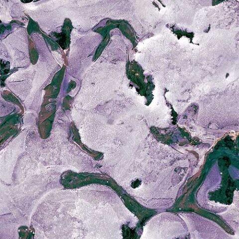 derretimiento del permafrost