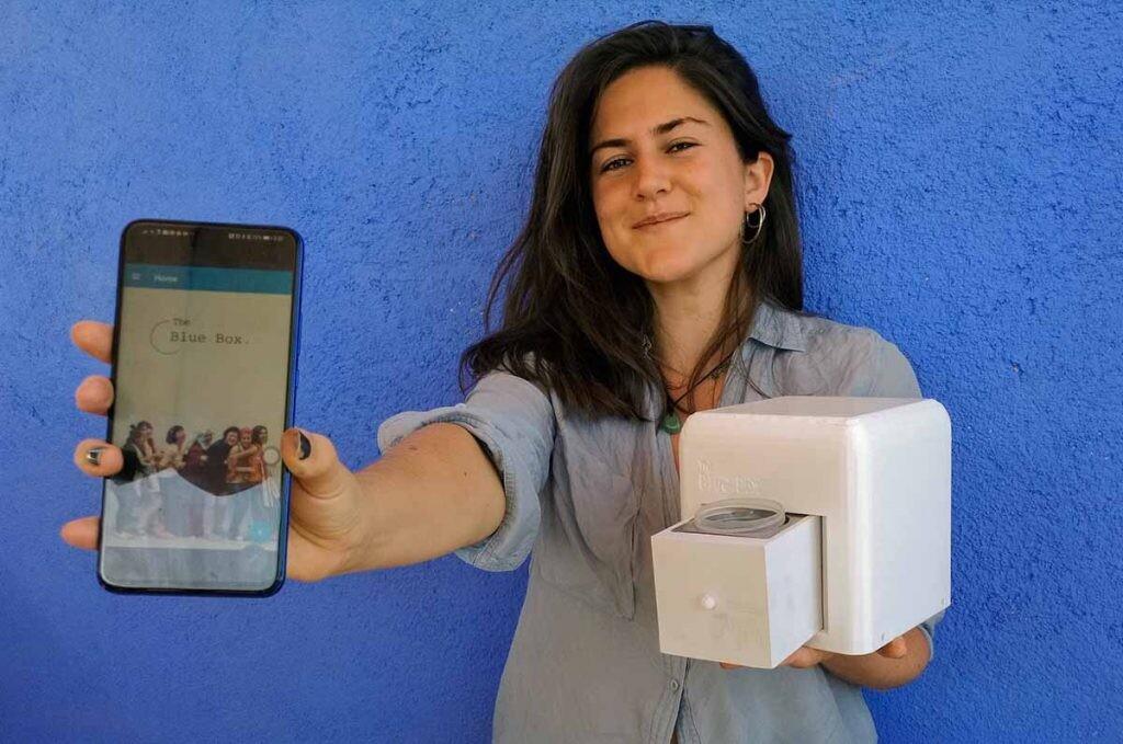 Judit Giró es la ingeniera biomédica detrás de la iniciativa.