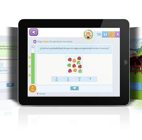 Smartick es un método basado en la inteligencia artificial para mejorar en lectura y matemáticas.