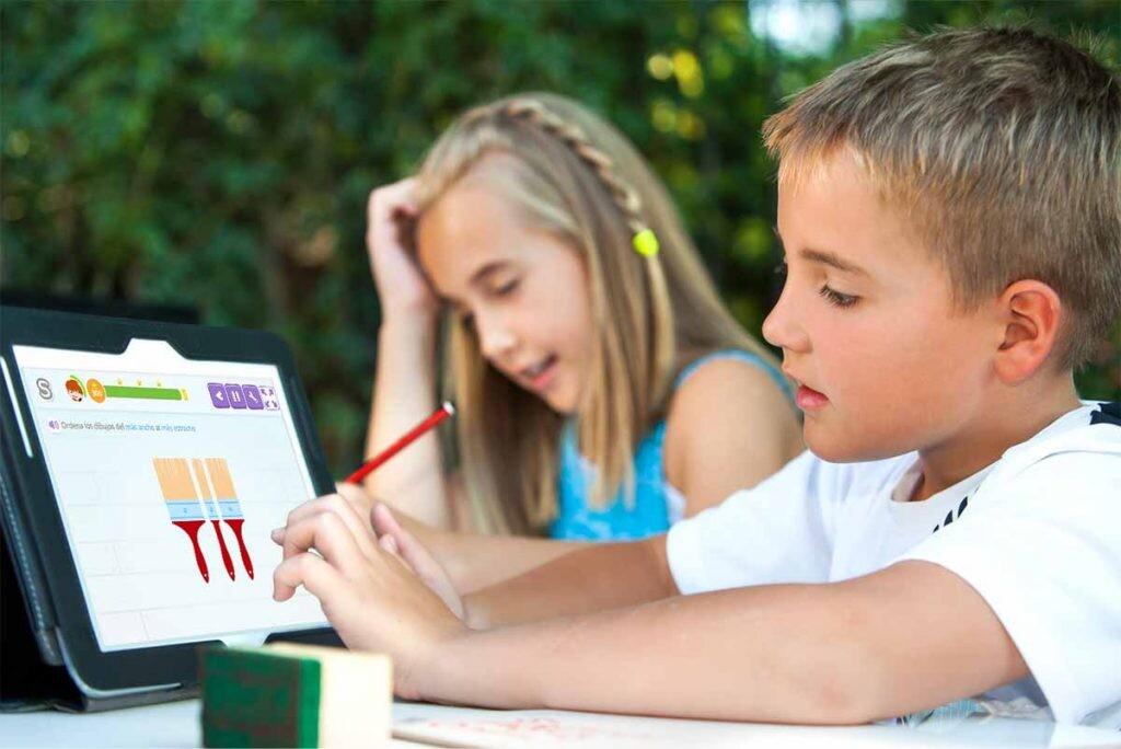 Smartick está diseñado para niños y niñas entre 4 y 14 años.