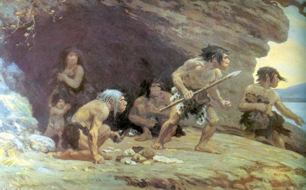Durante años, se ha debatido sobre la posibilidad de que los neandertales pudiesen hablar.