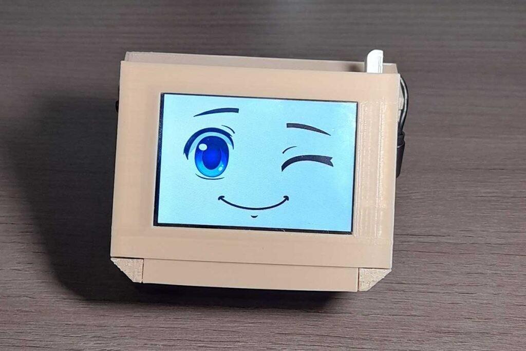 Robot ATENT@
