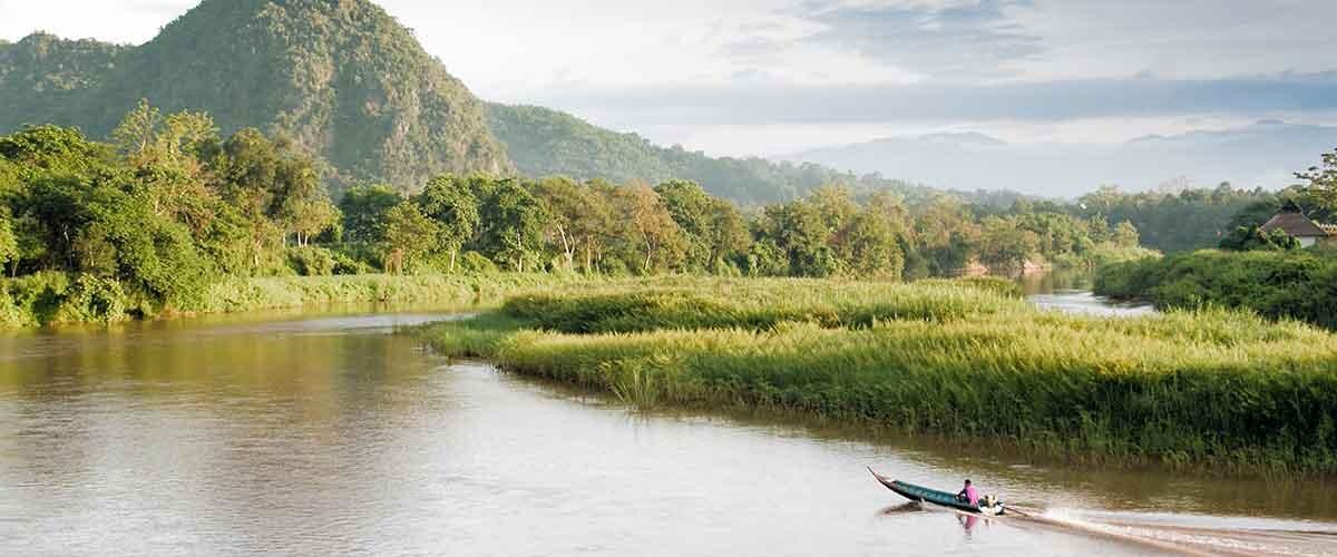 Un modelo de machine learning ayudará a estudiar la presencia de plásticos en el Mekong.