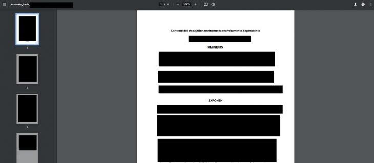 funcionalidades PDF