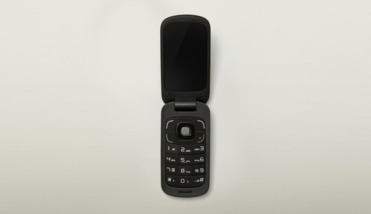 antiguo telefono movil telefonia