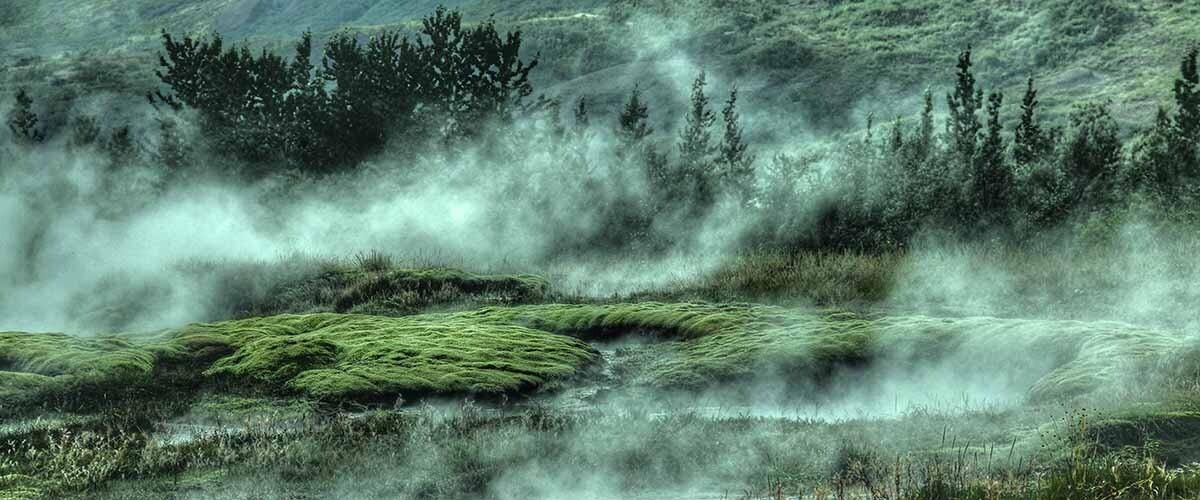 deforestación de Islandia