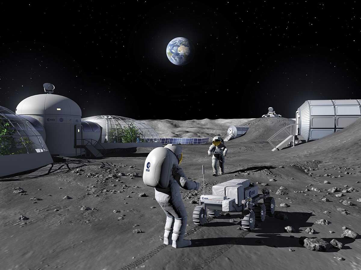 base lunar