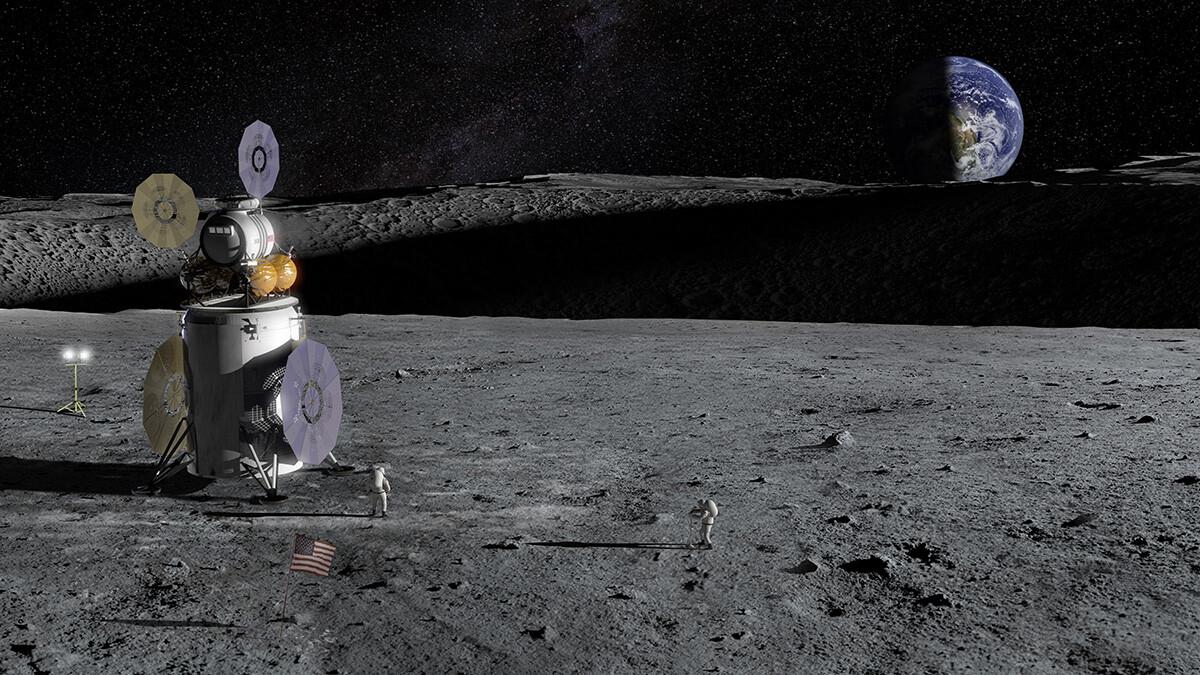 misión artemis de la NASA