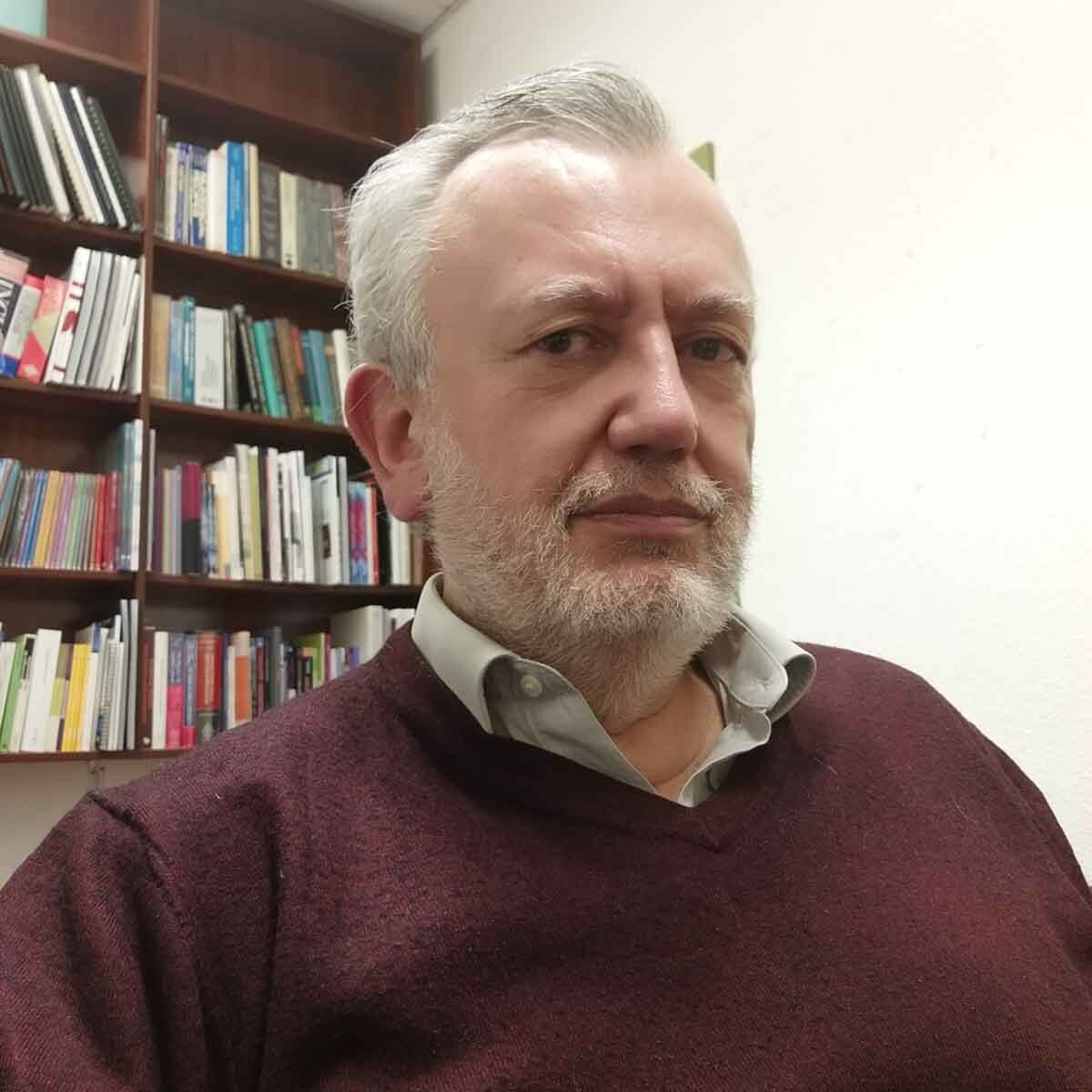 Pedro Serena, experto en nanotecnología