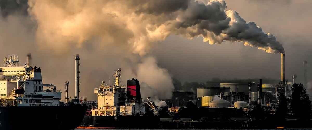 la contaminación y los límites planetarios