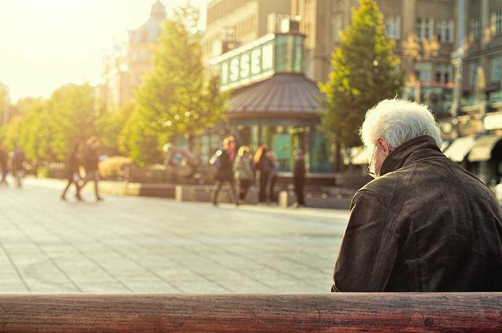 mejora del bienestar de los mayores
