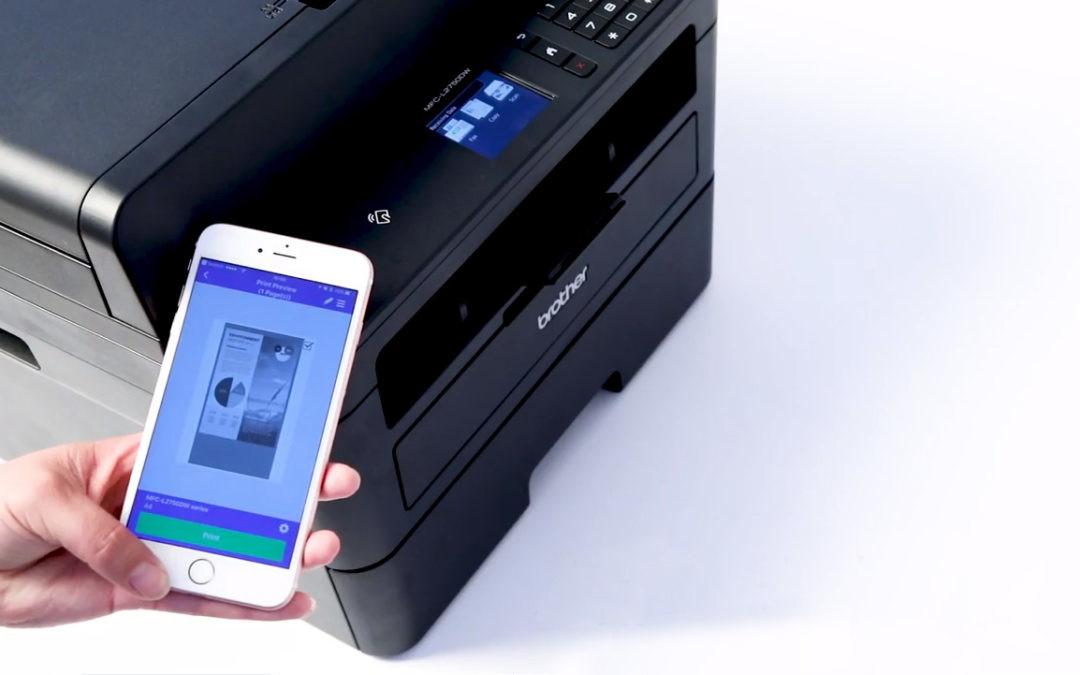 Qué beneficios prácticos me ofrece una impresora conectada