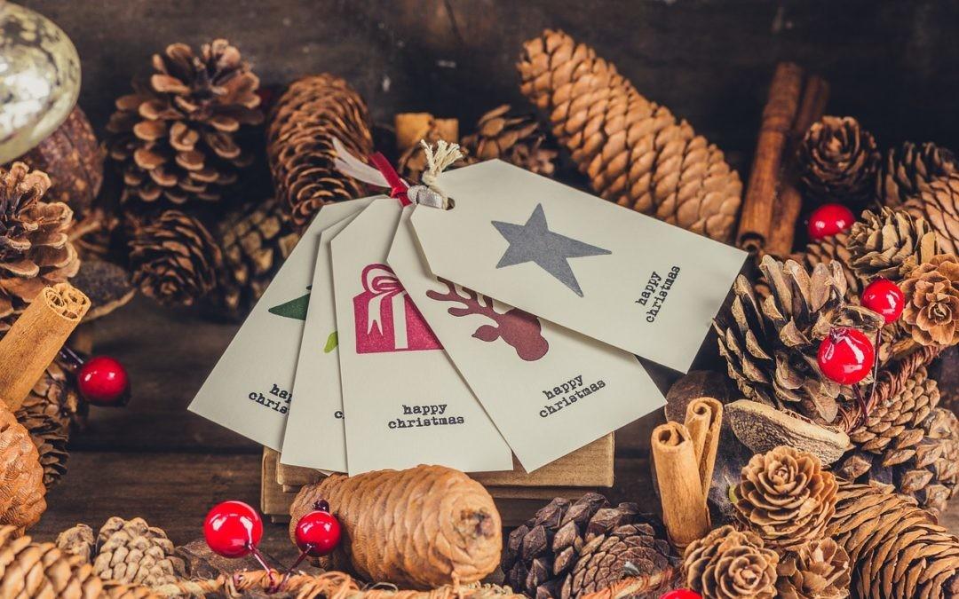 Así prepara las celebraciones de Navidad un fanático del orden