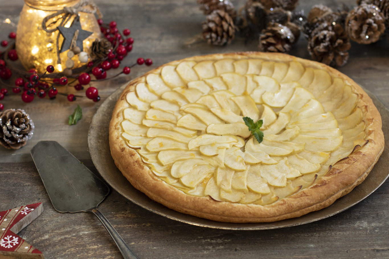 Las fiestas navideñas piden tarta: 5 recetas irresistibles y fáciles de preparar