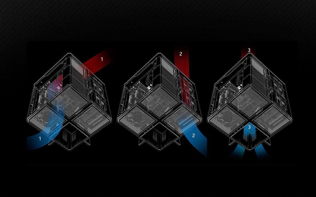¿Hasta qué punto es importante la ventilación en un equipo gaming?