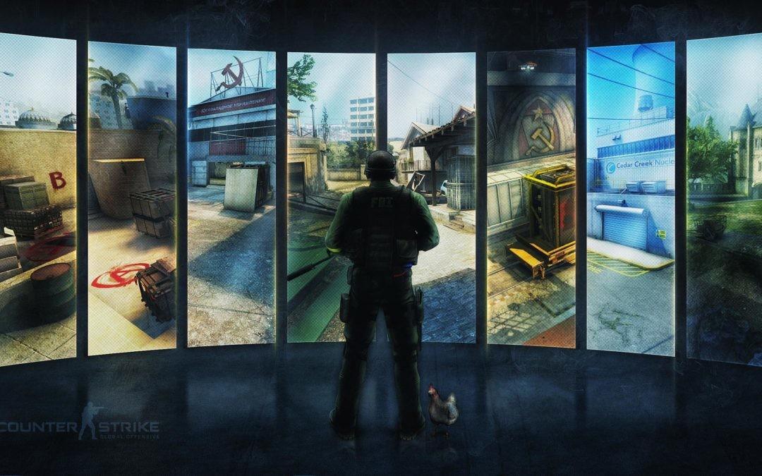 En CSGO, una simple granada de humo puede cambiar el curso de la batalla
