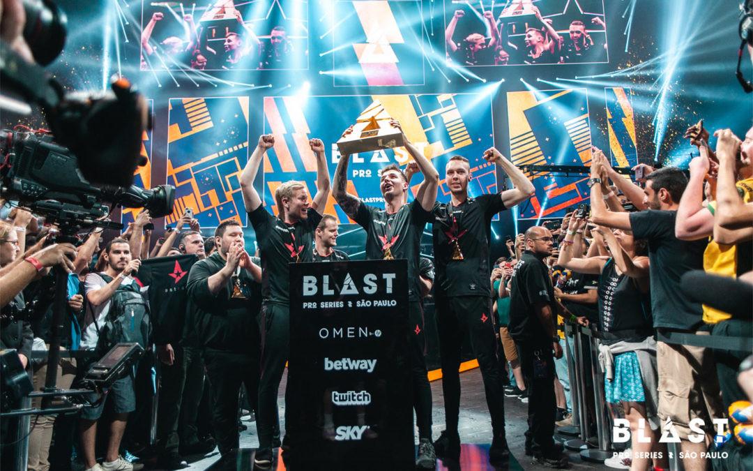 Los mejores jugadores de CSGO del mundo se disputan el oro en Madrid: bienvenido al Blast Pro Series